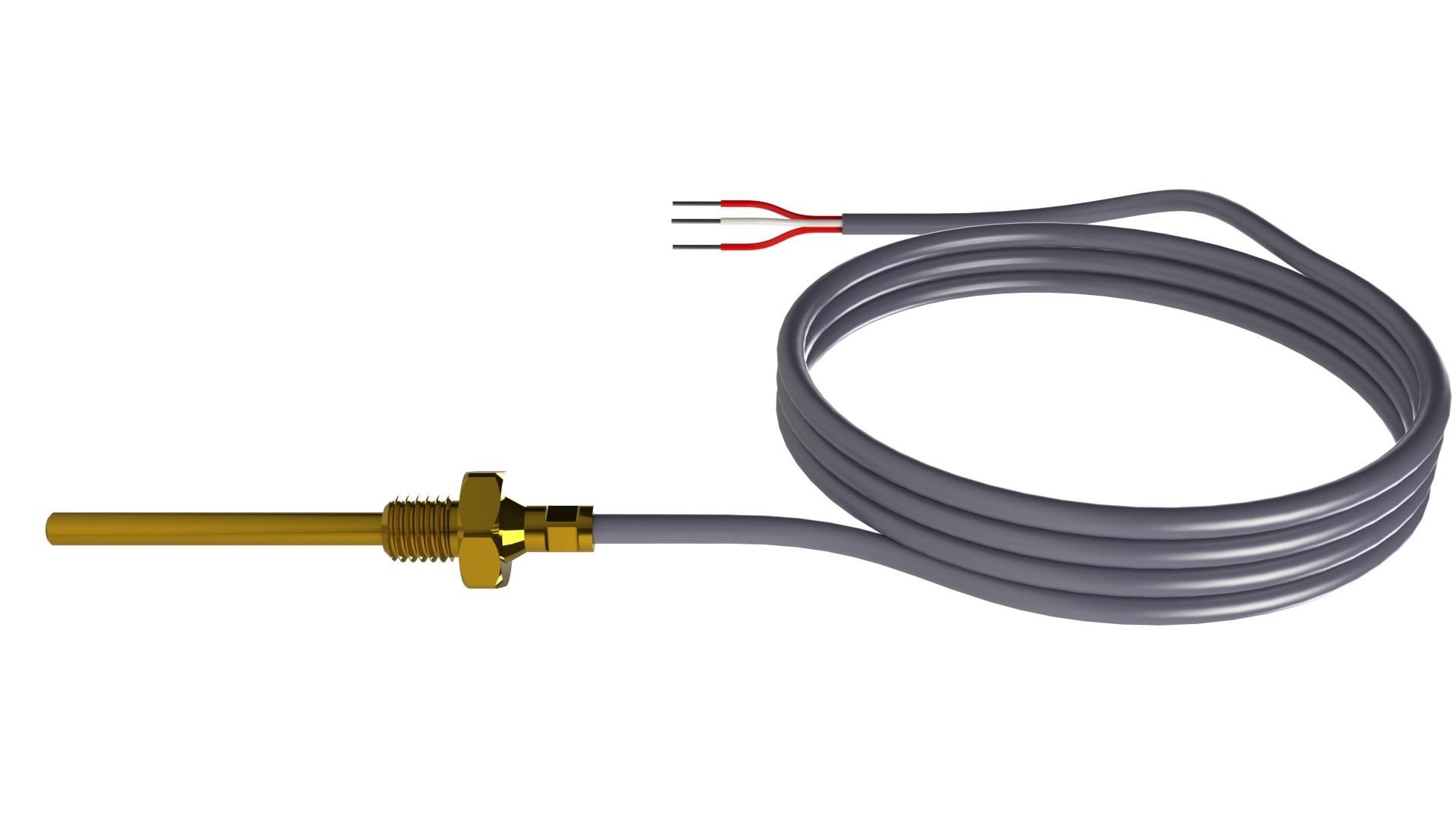 Sonde d'ambiance sortie par câble