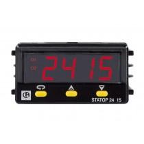 STATOP 2415 - Sortie ana. 0-10V, Alarme relais