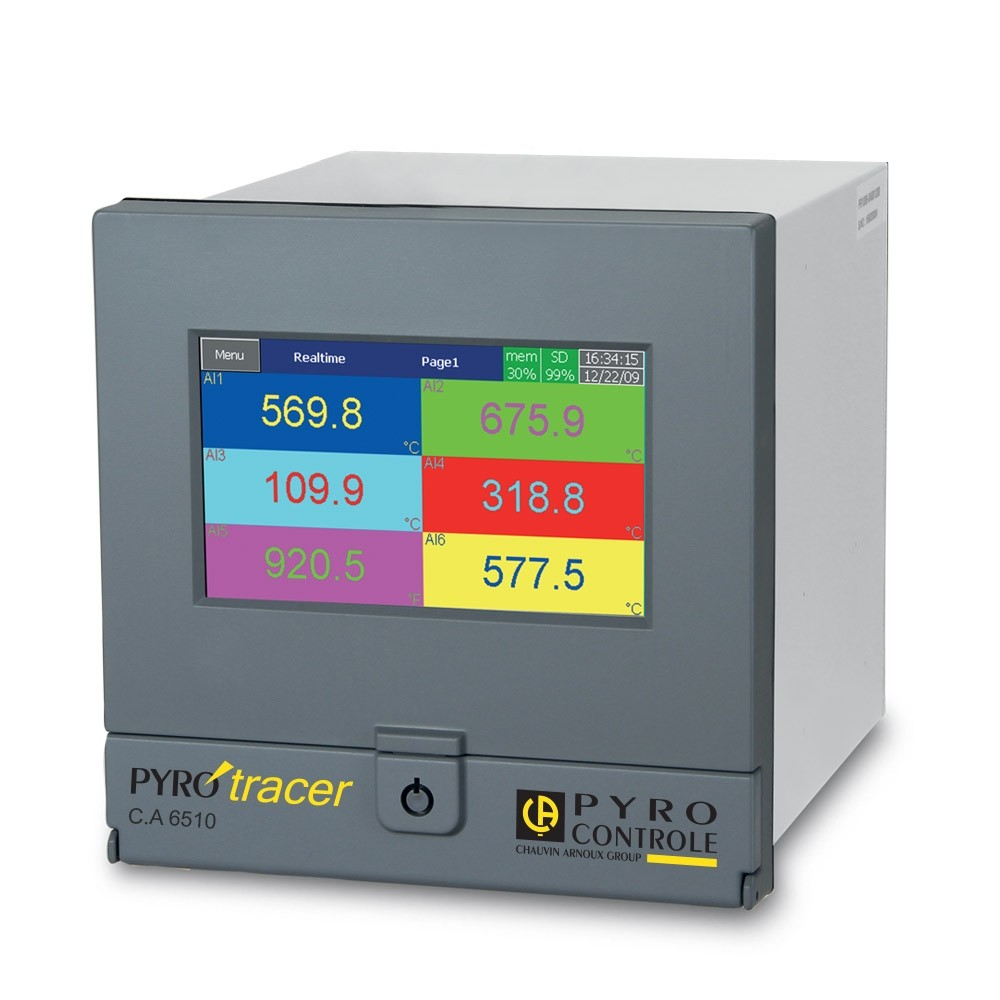 CA6510 DISPLAY 4,3""