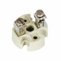 CERAMIC TERMINAL BLOCK FOR CONNECTION HEADS