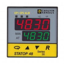 STATOP 4830 - 0-10V ANALOGUE OUTPUT, RELAY ALARM