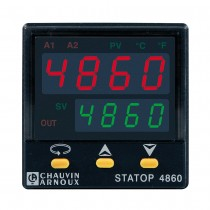 STATOP 4860 - 0-10V ANALOGUE OUTPUT, RELAY ALARM